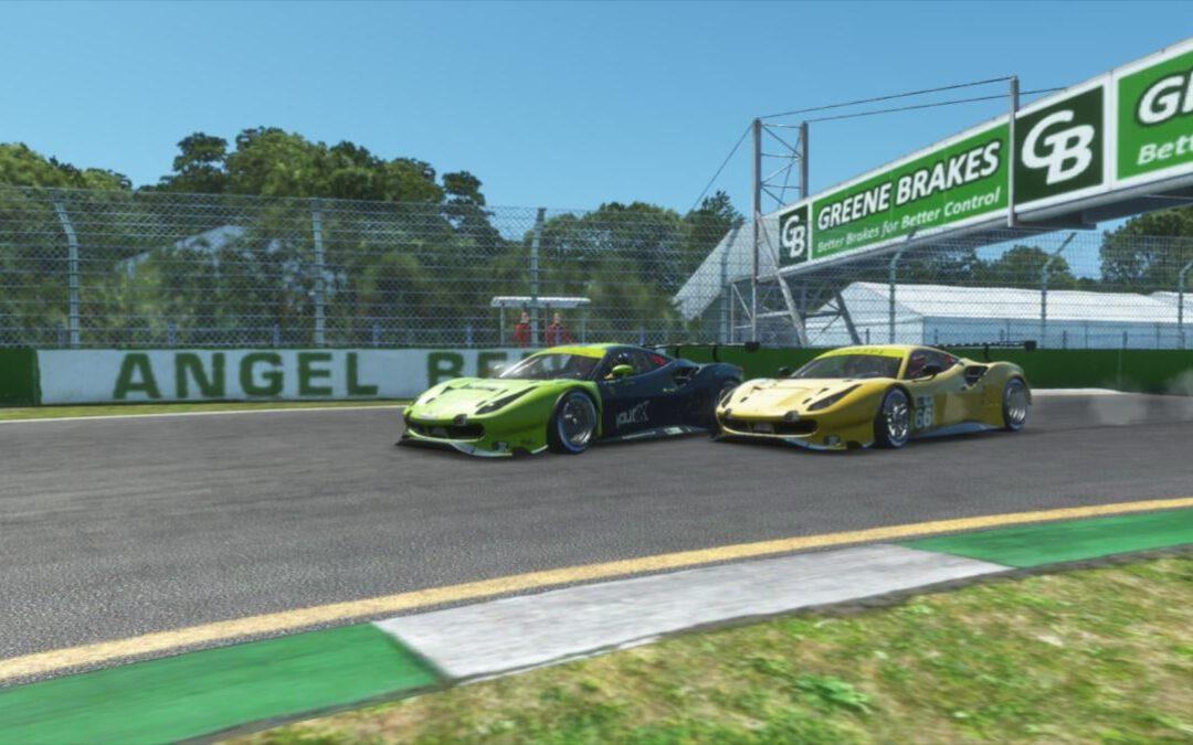 Ferrari Cup R12: Mills Metro