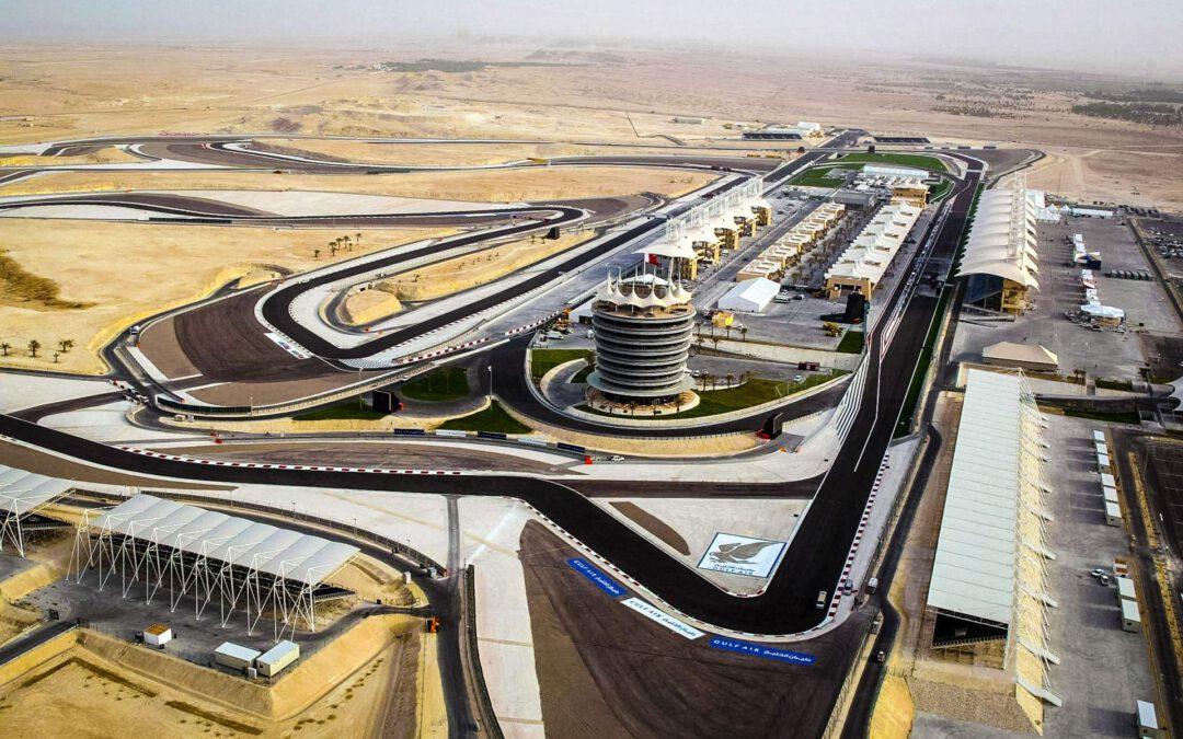 Ferrari Cup R2: Bahrain
