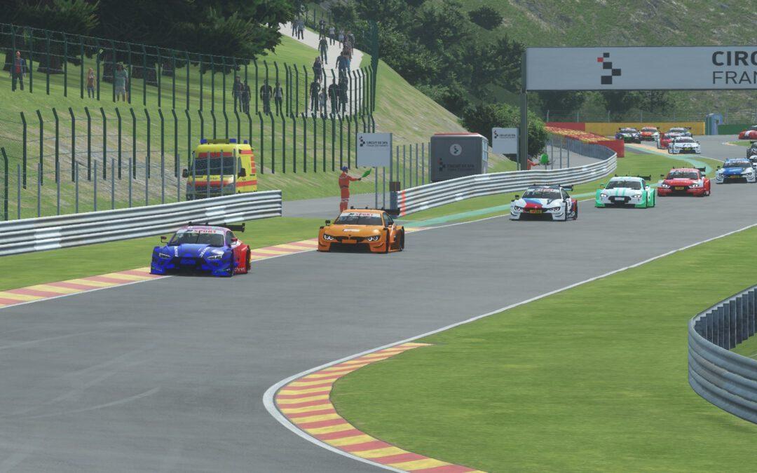 DTM Cup R1: Spa Francorchamps