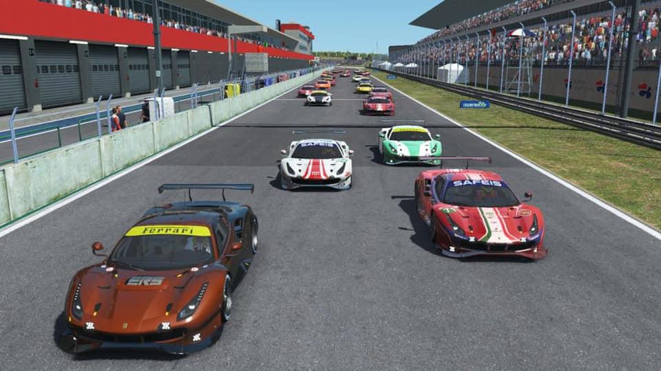 Ferrari Cup R1: Portimão