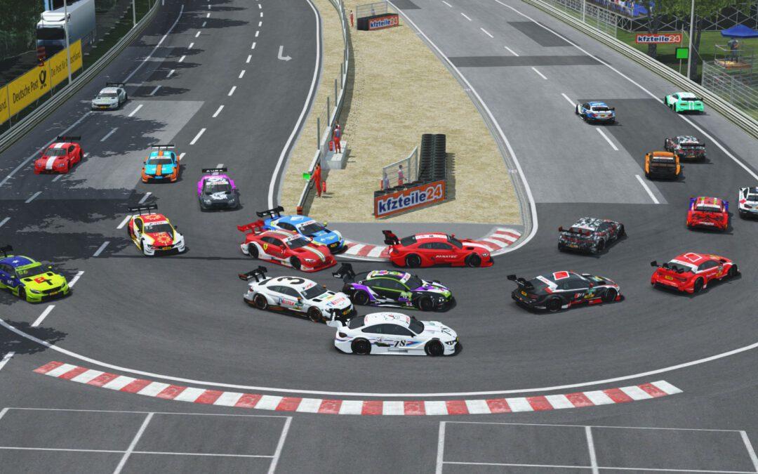 DTM Cup R2: Norisring