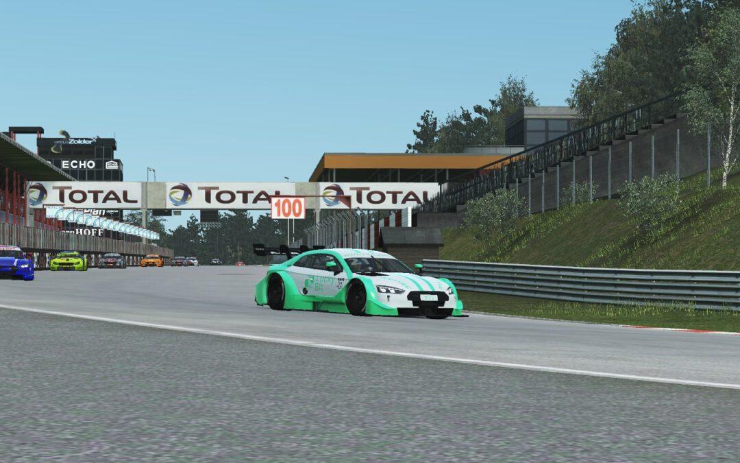 DTM Cup R3: Zolder