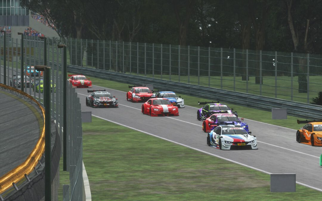 DTM Cup R8: Monza
