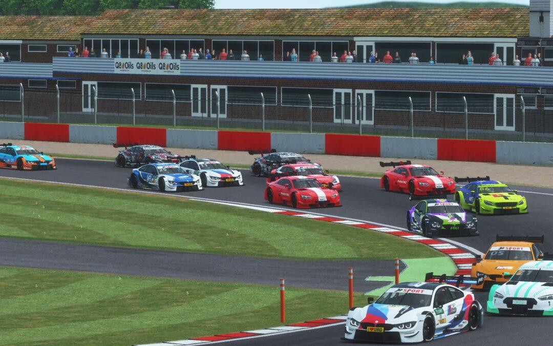 DTM Cup R7: Donington Park