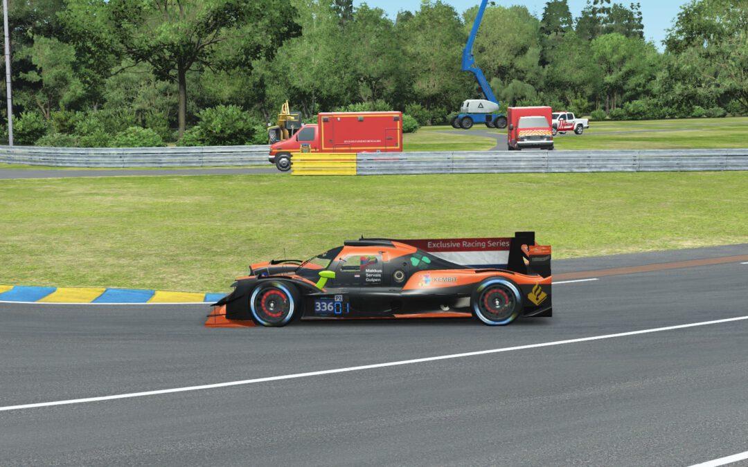 Aankondiging VEC R9: 24h Le Mans