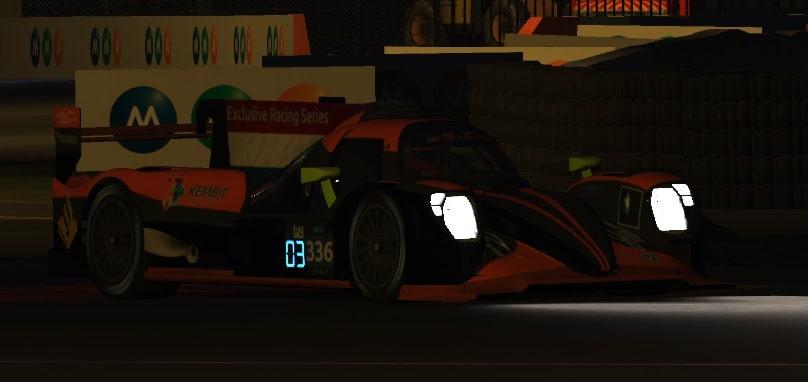 VEC R9: 24h Le Mans