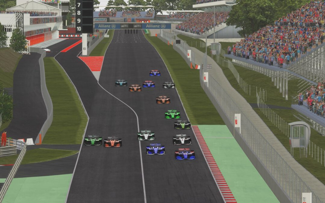 Indy Cup PreR1: Barcelona
