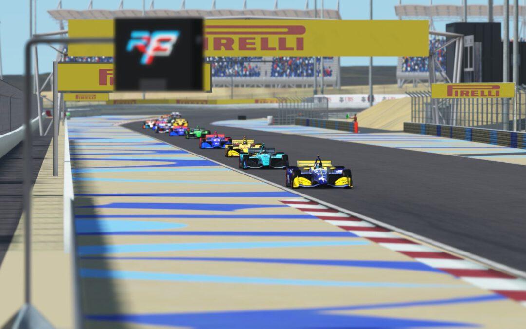 Indy Cup R1: Bahrain