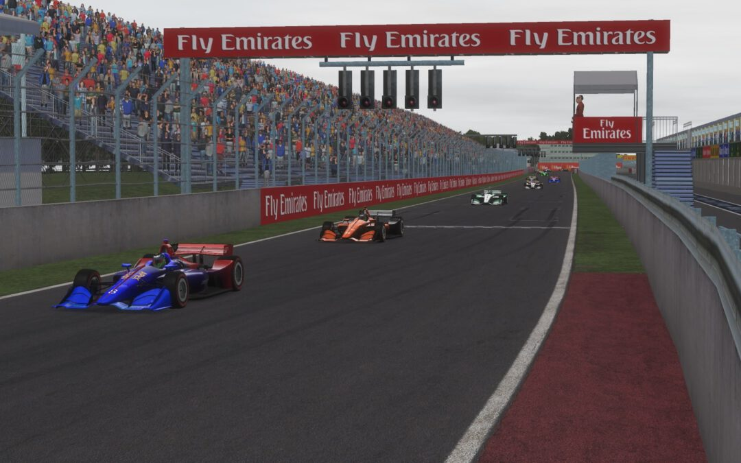 Indy Cup R5: Montreal
