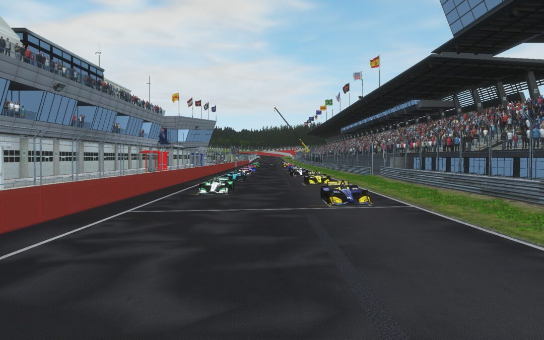 Indy Cup R6: Red Bull Ring