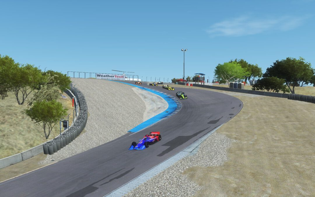 Indy Cup R7: Laguna Seca